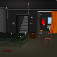 Free online flash games - Psycho Escape game - Games2Rule