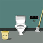 Free online flash games - Public Toilet Room Escape game - Games2Rule