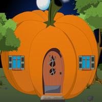 Free online flash games - Pumpkin Forest Escape game - WowEscape
