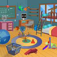 Free online flash games - Pupil Room Escape game - WowEscape