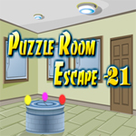 Free online flash games - Puzzle Room Escape-21 game - WowEscape
