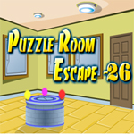 Free online flash games - Puzzle Room Escape-26 game - WowEscape