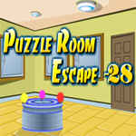 Free online flash games - Puzzle Room Escape-28 game - WowEscape