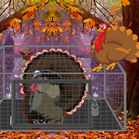 Free online flash games - Queen Turkey Mysterious Escape game - WowEscape