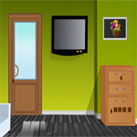 Free online flash games - Risky Escape From Room game - Games2Rule