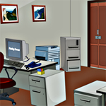 Free online flash games - Room Escape-Office Cabin game - WowEscape