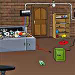 Free online flash games - Re Room Escape-Power Machine game - WowEscape