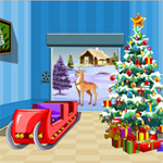 Free online flash games - Replay Santa Chariot Room Escape game - WowEscape