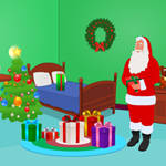 Free online flash games - Santa Christmas Gifts Escape-2 game - WowEscape