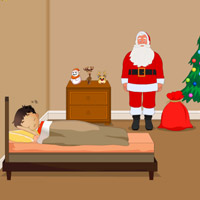 Free online flash games - Santa Christmas Gifts Escape-3 game - WowEscape