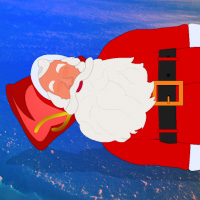 Free online flash games - Santa Claus Waking Up Escape