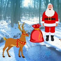 Free online flash games - Santa Sack Hidden Escape game - WowEscape
