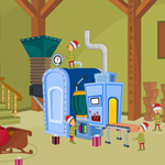 Free online flash games - Santa Toy Factory Escape game - WowEscape