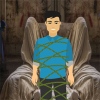 Free online flash games - Save The Boy From Psycho ghost