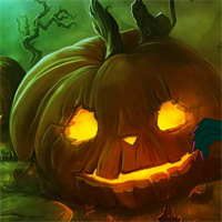 Free online flash games - Scary Hand Land Escape game - WowEscape