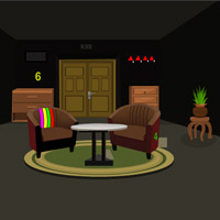 Free online flash games - Shady Room Escape game - Games2Rule