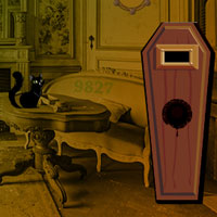 Free online flash games - Sinister House Escape game - Games2Rule