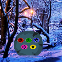 Free online flash games - Snow Kung Fu Panda  Escape game - WowEscape