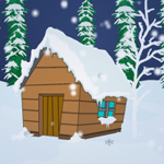 Free online flash games - Snow World Escape game - Escape