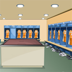 Free online flash games - Soccer Room Escape game - WowEscape