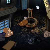 Free online flash games - Stone Village Escape game - Games2Rule