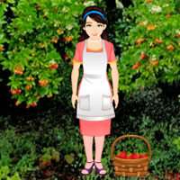 Free online flash games - Strawberry Farm Mamma Escape game - WowEscape