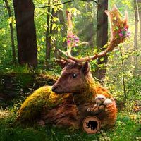 Free online flash games - Summer Deer Forest Escape game - WowEscape