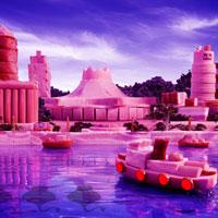 Free online flash games - Surreal Landscape Escape game - WowEscape