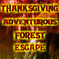 Free online flash games - Thanksgiving Adventurous Forest Escape game - WowEscape