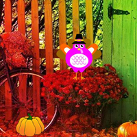 Free online flash games - Thanksgiving Brighten Forest Escape game - WowEscape