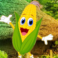 Free online flash games - Thanksgiving Corn Land Escape