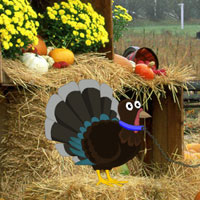 Free online flash games - Thanksgiving Fall Forest Escape game - WowEscape