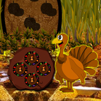 Free online flash games - Thanksgiving Labyrinth Escape game - WowEscape