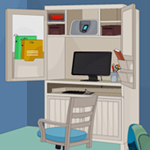 Free online flash games - The Cupboard Room Escape game - WowEscape
