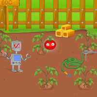 Free online flash games - Tomato Escape game - Games2Rule
