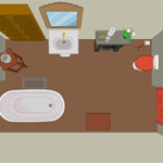 Free online flash games - Top View Escape game - WowEscape