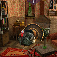 Free online flash games - Turkey Cottage Escape game - WowEscape