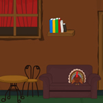 Free online flash games - Turkey House Escape game - WowEscape