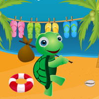 Free online flash games - Turtle Escape game - WowEscape