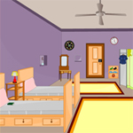 Free online flash games - Twin Bed Room Escape game - WowEscape