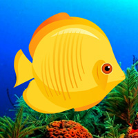 Free online flash games - Underwater Fish Rescue game - WowEscape
