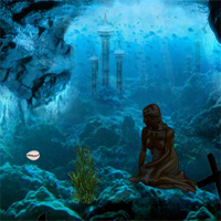 Free online flash games - Underwater World Escape game - Games2Rule