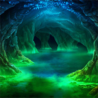 Free online html5 games - Water Cavern Escape game - Games2rule