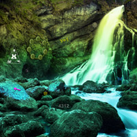 Free online flash games - Waterfalls Forest Escape game - Games2Rule