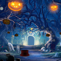 Free online flash games - Witch Forest Escape game - WowEscape