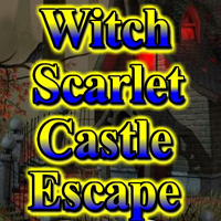 Free online flash games - Witch Scarlet Castle Escape game - WowEscape