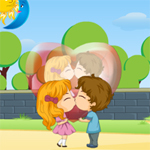 Free online flash games - Feel Up Kiss game - WowEscape