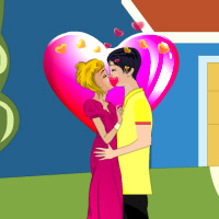 Free online flash games - My First Love game - Games2Rule