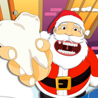 Free online flash games - Santa Dental Care game - WowEscape