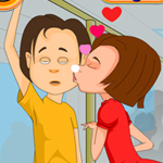 Free online flash games - Sleep Kiss game - WowEscape